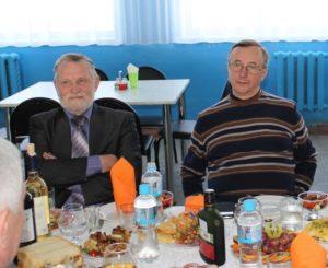 В гости в Аксаковский фонд приехал Николай Бурляев.
