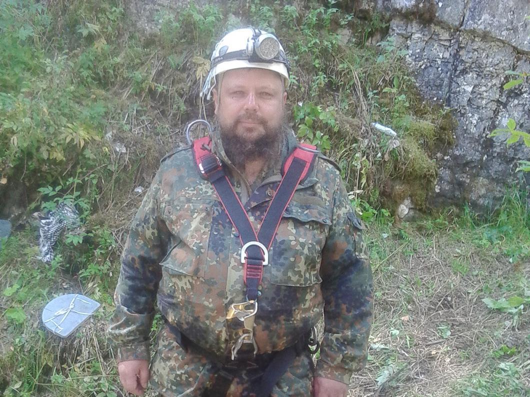 """""""Полковой священника"""" игумен Зосима."""