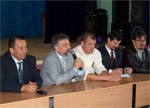 Олег Продан в  Уфимском командном речном училище